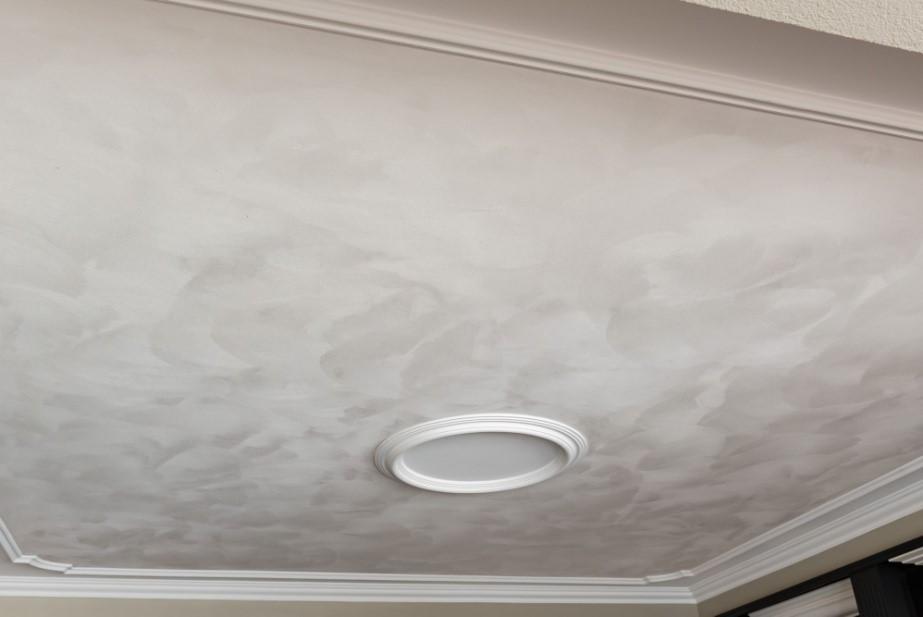 Plafond stukens